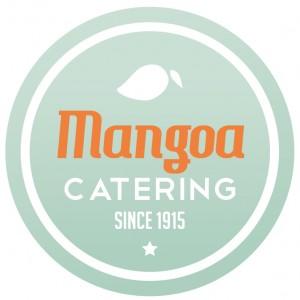 Logotipo Mangoa Catering